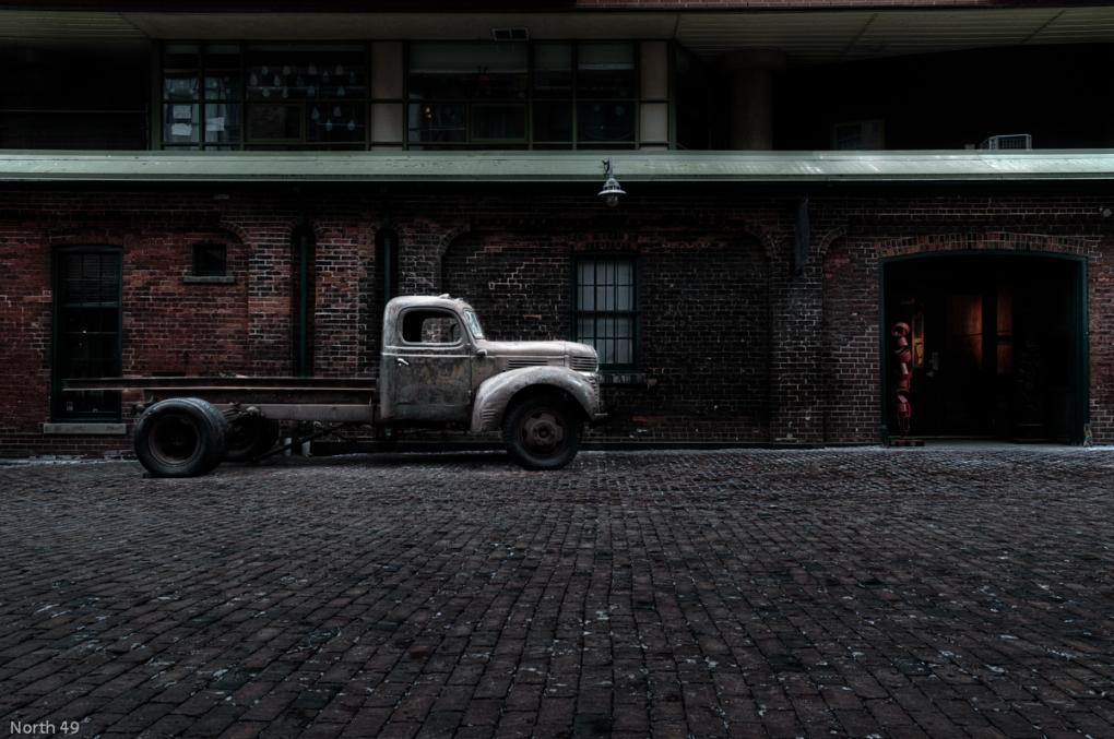 Distillery District by Ken Fisico