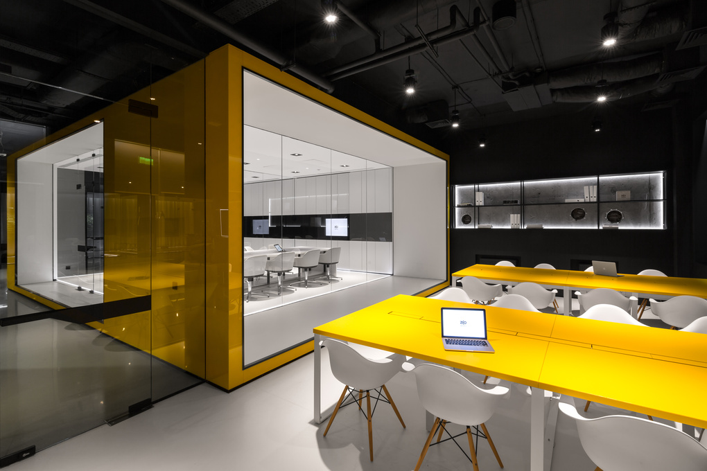 Classroom by Alex Pedko
