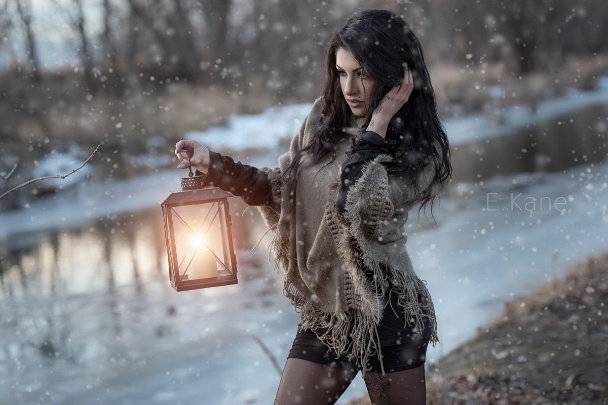 Paige by Evan Kane