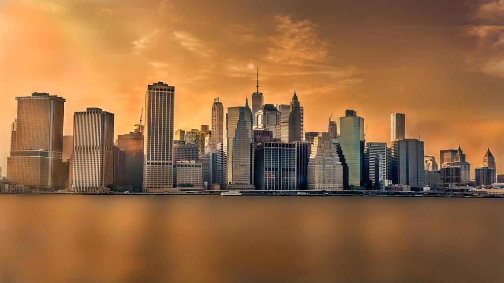 The City that Never Sleeps by Nicholas Maundu
