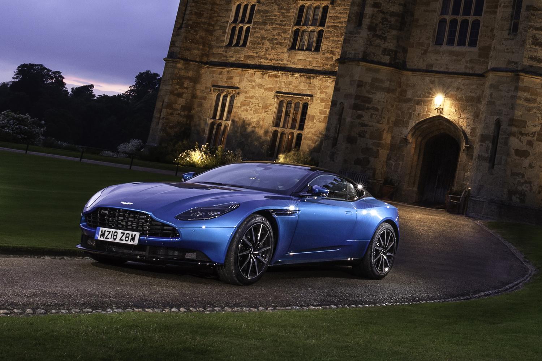 Aston Martin DB11 by Ashley Duckerin