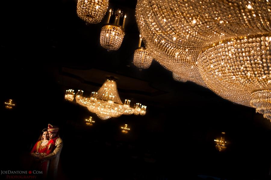 Bride and Groom by Joe Dantone