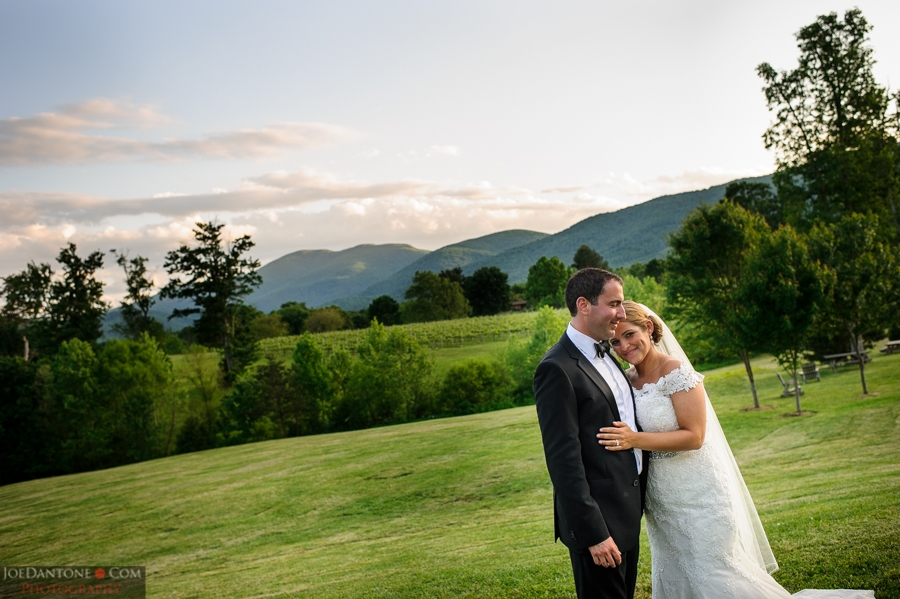 Wedding Bride and Groom by Joe Dantone