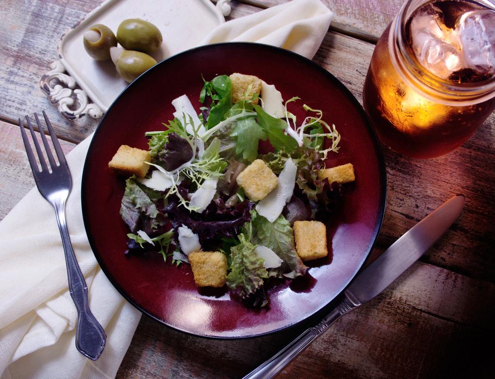 A tasty Salad by Richard Duerrstein