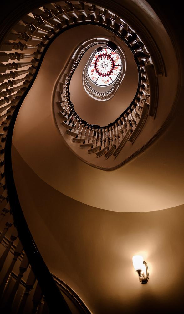 Staircase Mansion by David Peruzzini
