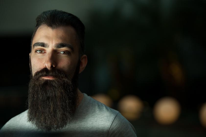 Beard by Bertran Harden