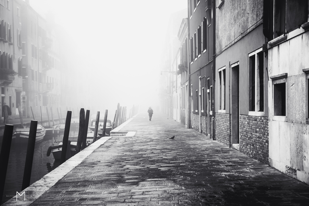 Walking by Matteo Manganiello