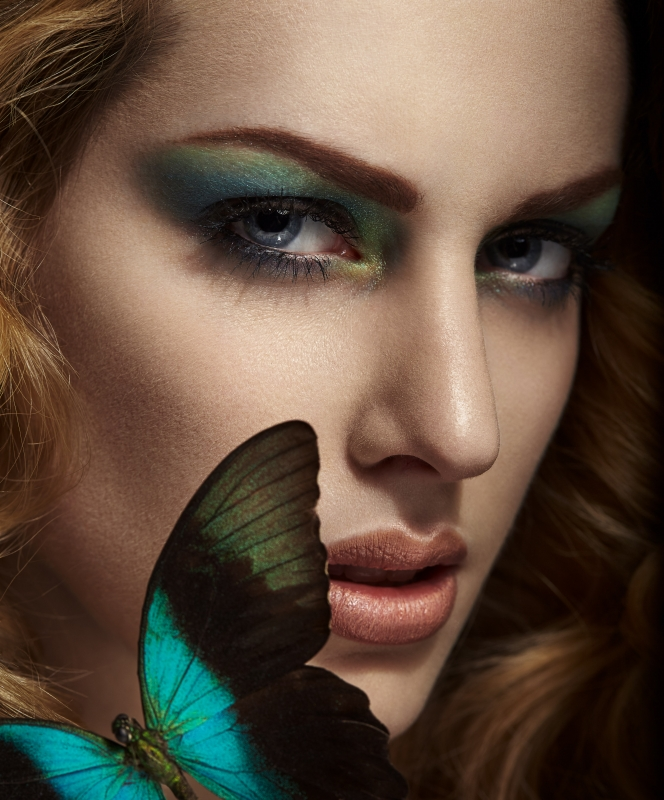 Flutter Beauty by Quentin Decaillet