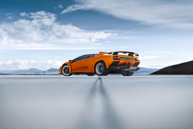 Lamborghini Diablo by Joel Chan