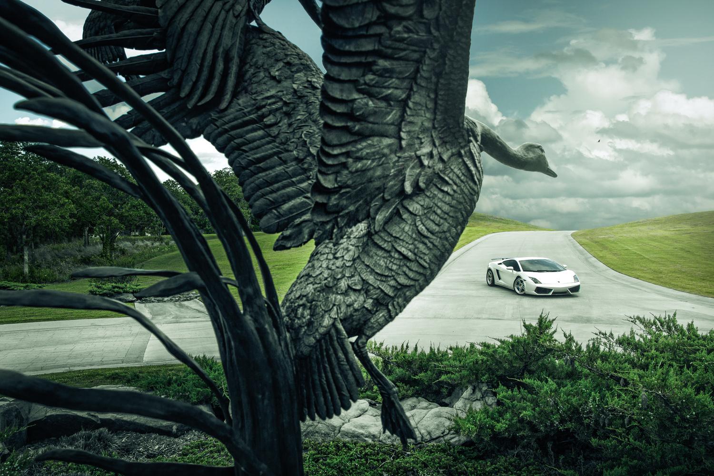 Reza Lamborghini by Joel Chan