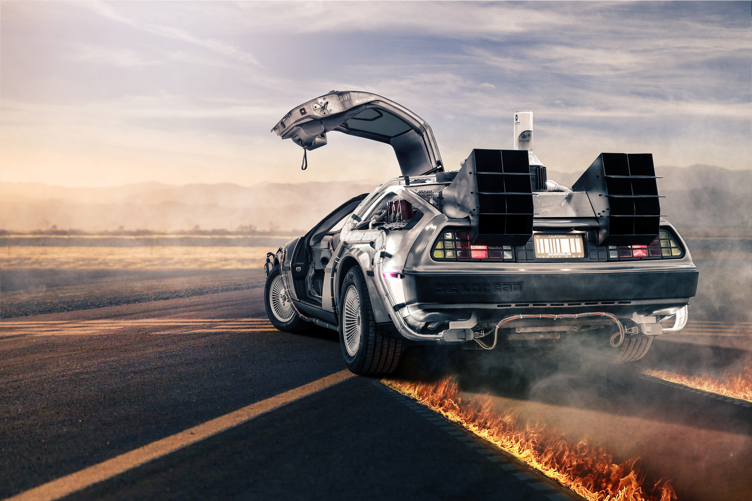 Back to the Future by Joel Chan