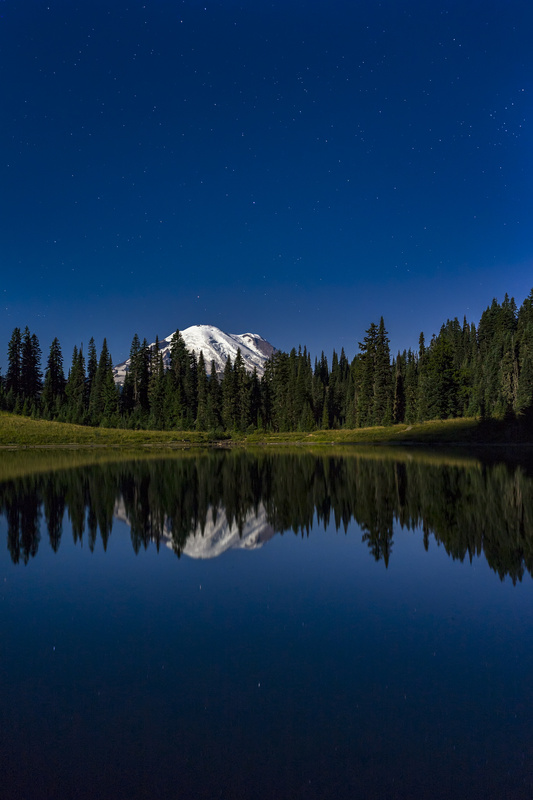 Tipsoo Lake by Ian Ludwig