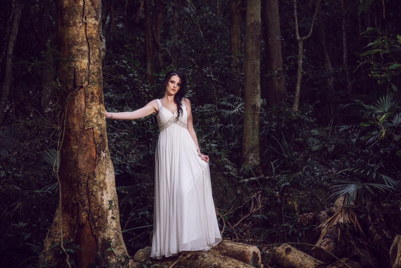 Rainforest Bride by Matt Robertson