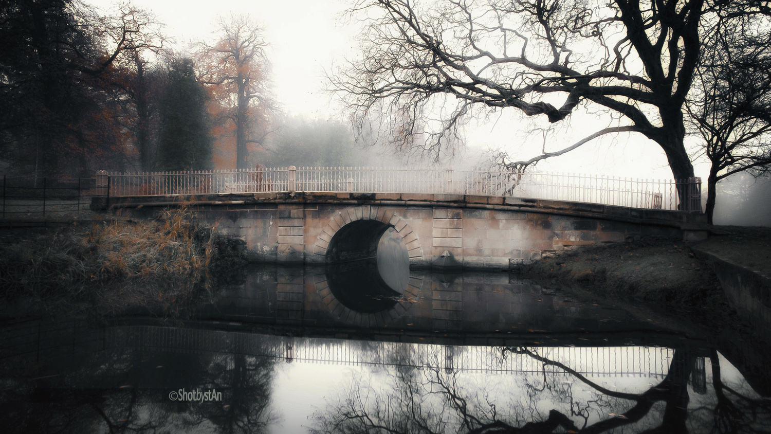 Priory Bridge by Chris 'stAn' Hargrave