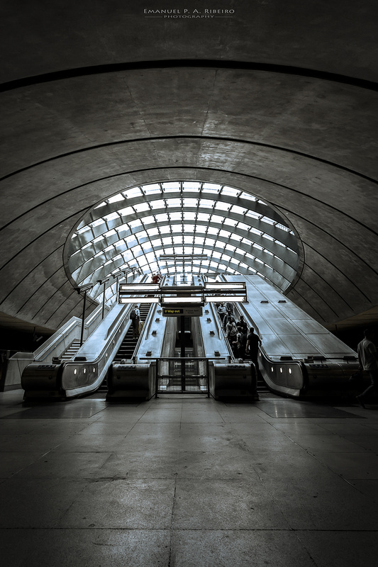 the station by Emanuel Ribeiro