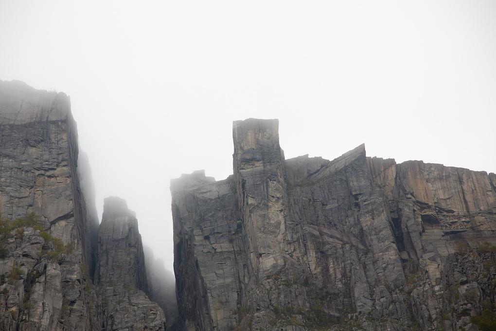 Preikestolen, Norway by Sven David Hildebrandt