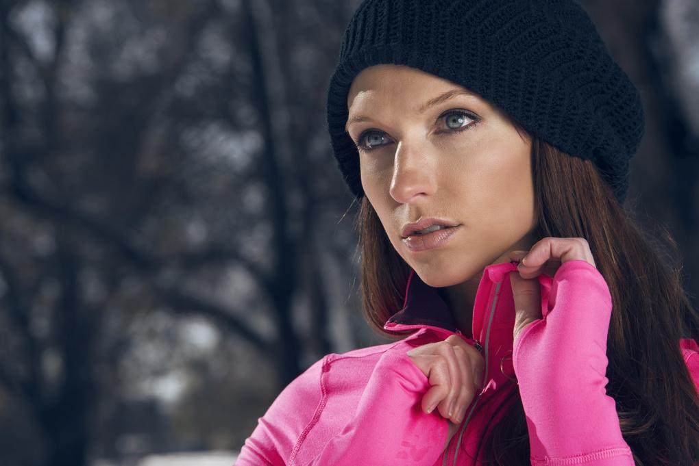Winter Runner by Michael Pierce