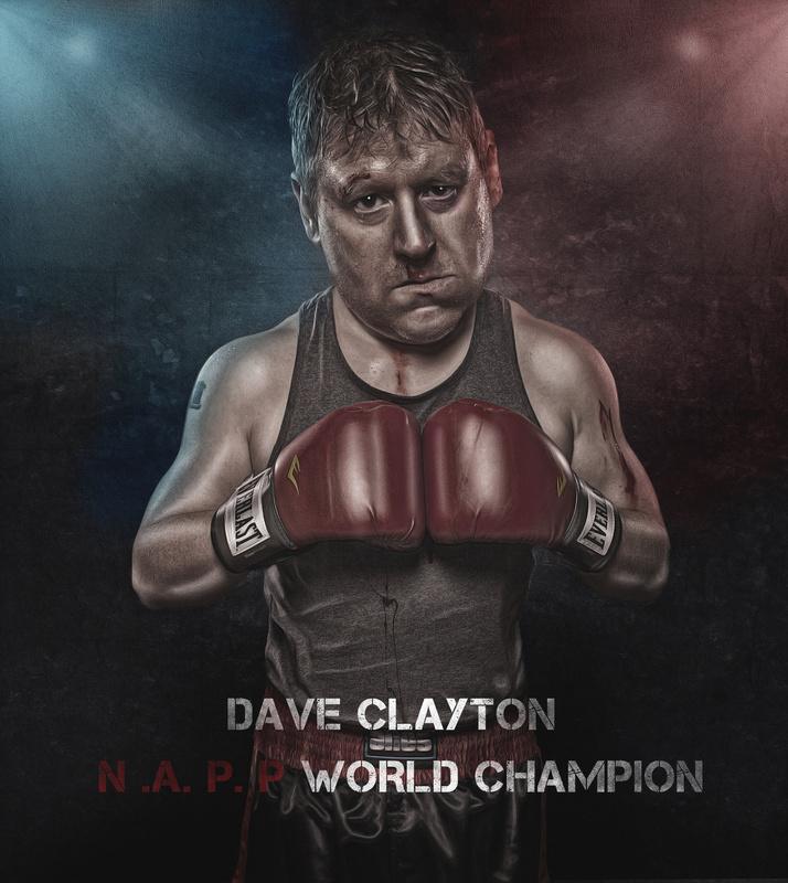 Dave Clayton by Alexander Malyon