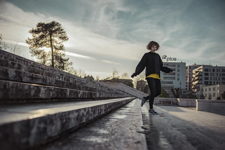Runing Away by Alban Xhakaj
