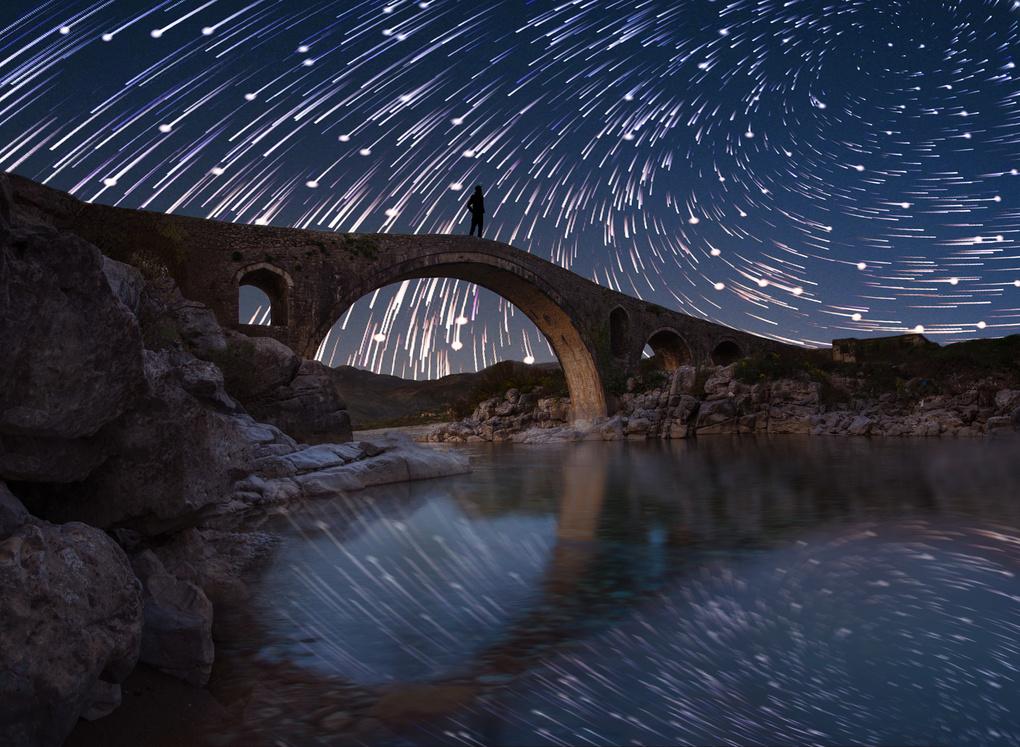 Meteor Showers by Alban Xhakaj