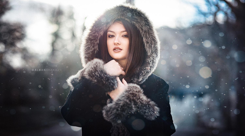 Winter is here by Alban Xhakaj