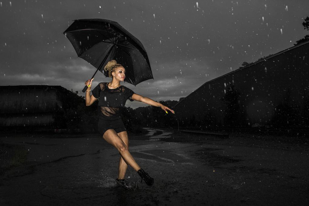 Dancing in the Rain by Jonathan Hsu