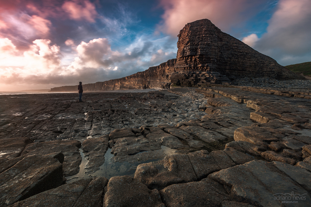 Defiance - United Kingdom, Wales by Adriano Neves