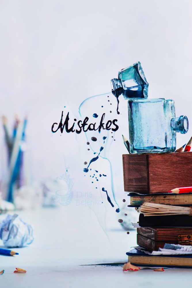 Stories of Ink_First Draft  by Dina Belenko