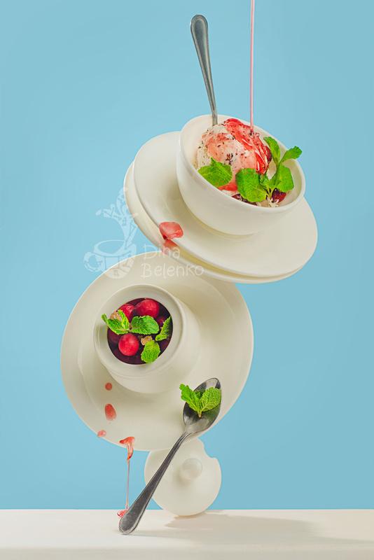Cranberry syrup  by Dina Belenko