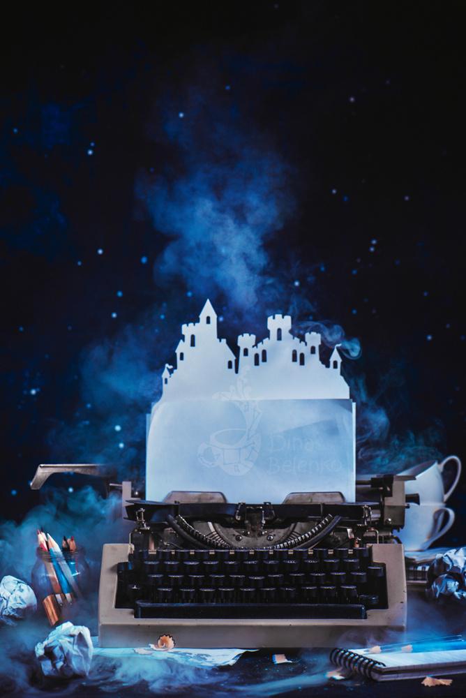 Imaginary Castles by Dina Belenko
