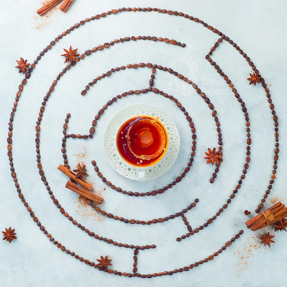 Morning Maze by Dina Belenko
