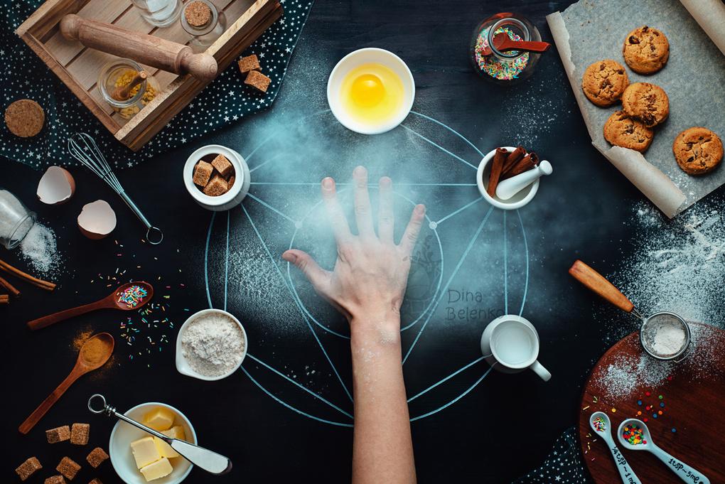 Baking transfiguration by Dina Belenko