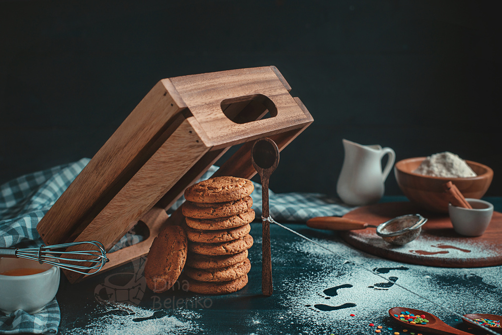Someone's in my kitchen by Dina Belenko