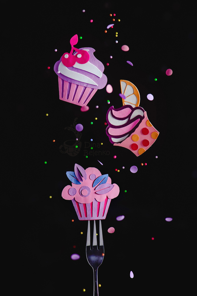 Bite the Cupcake. Part 3 by Dina Belenko