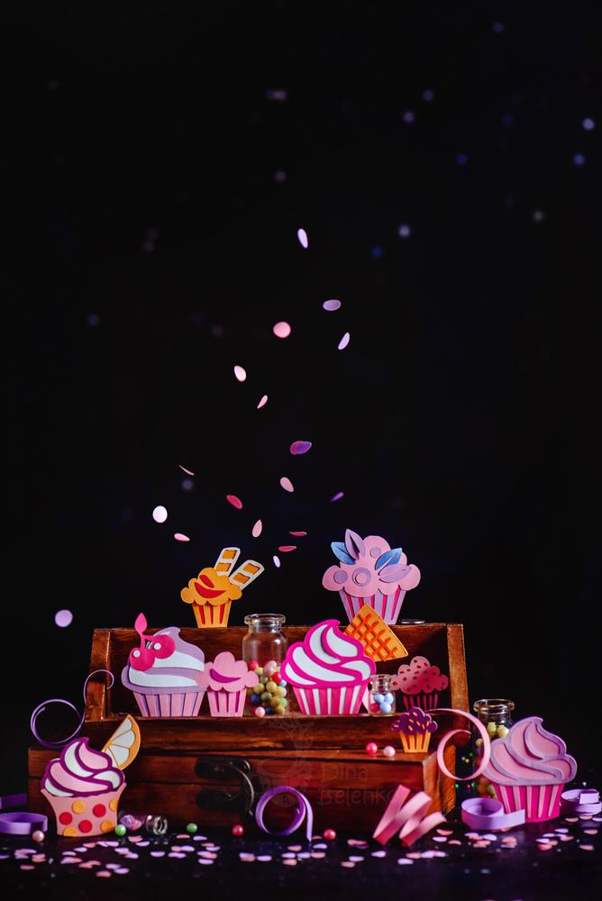 Bite the Cupcake. Part 4 by Dina Belenko