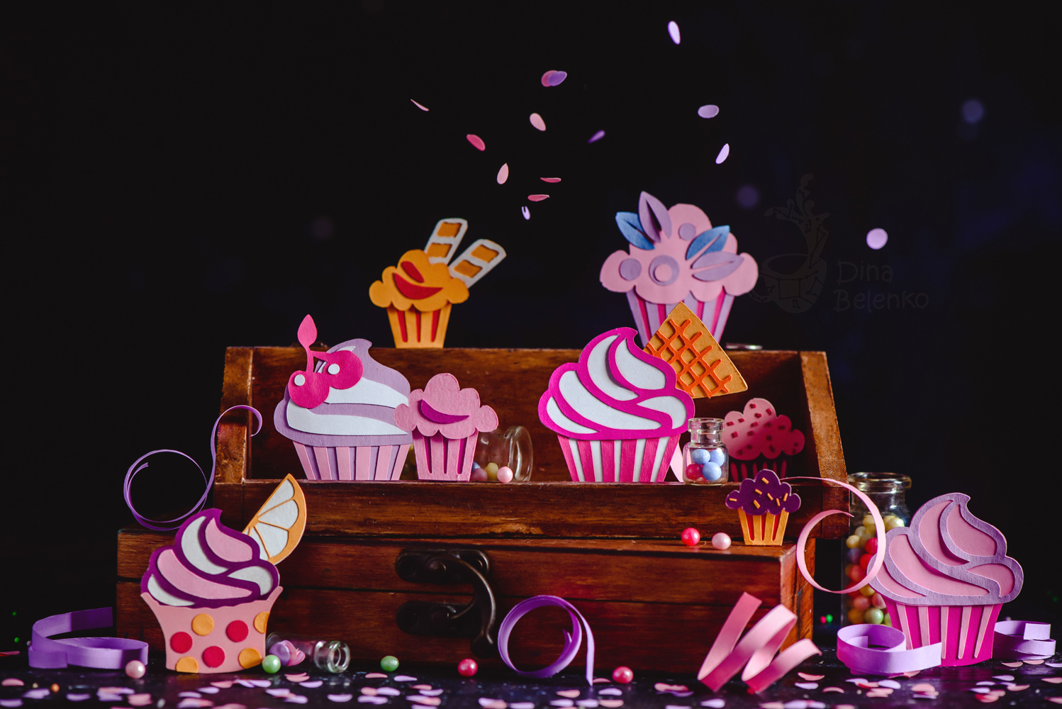Bite the Cupcake. Part 2 by Dina Belenko