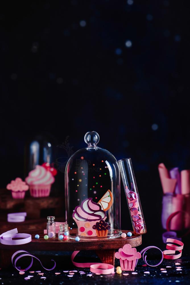 Bite the Cupcake. Part 1 by Dina Belenko