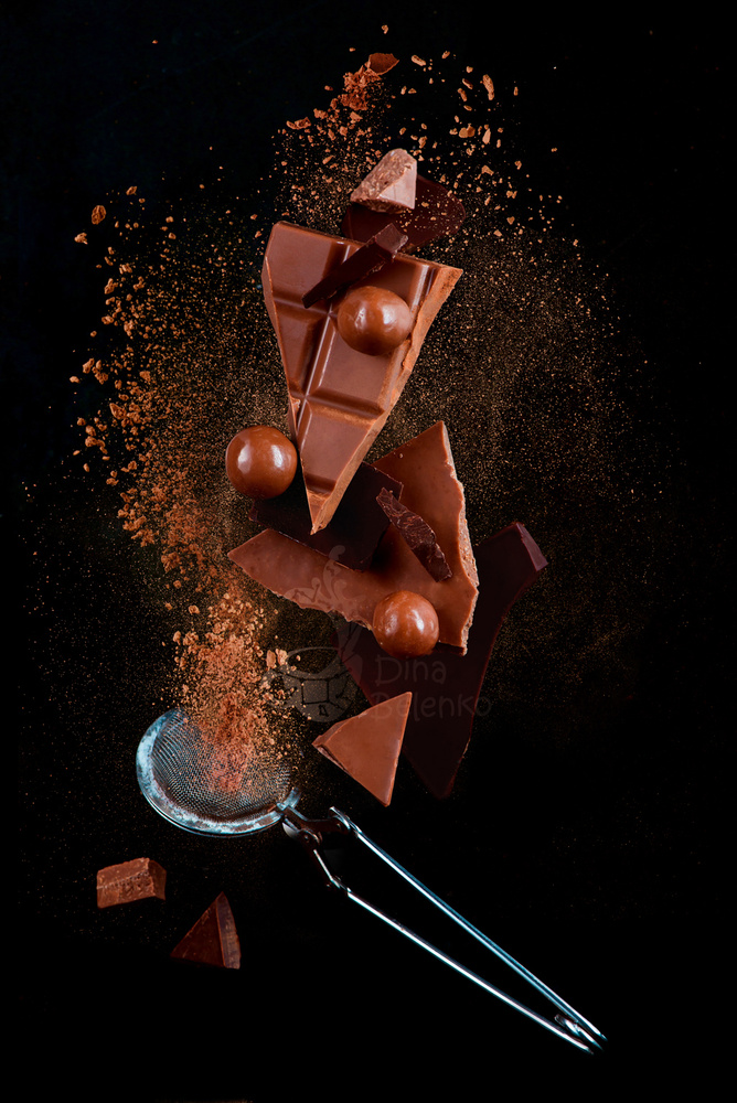 Chocolate Explosion. Part 1 by Dina Belenko