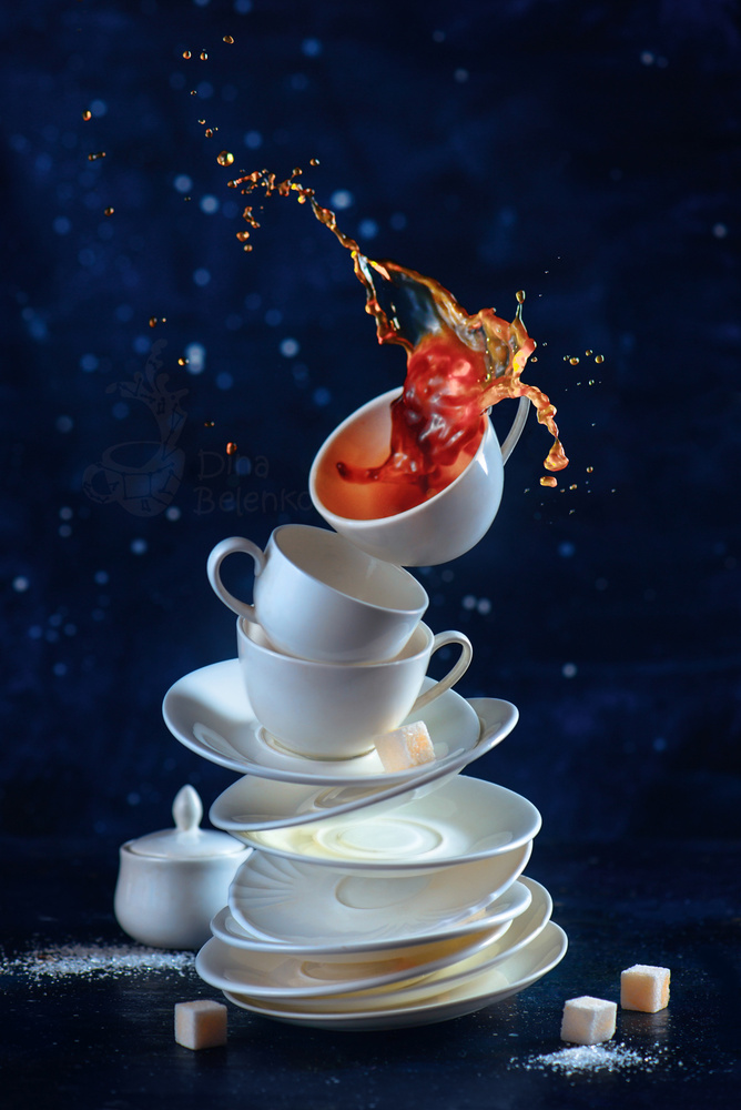 Coffee for a stage magician. Part 3 by Dina Belenko