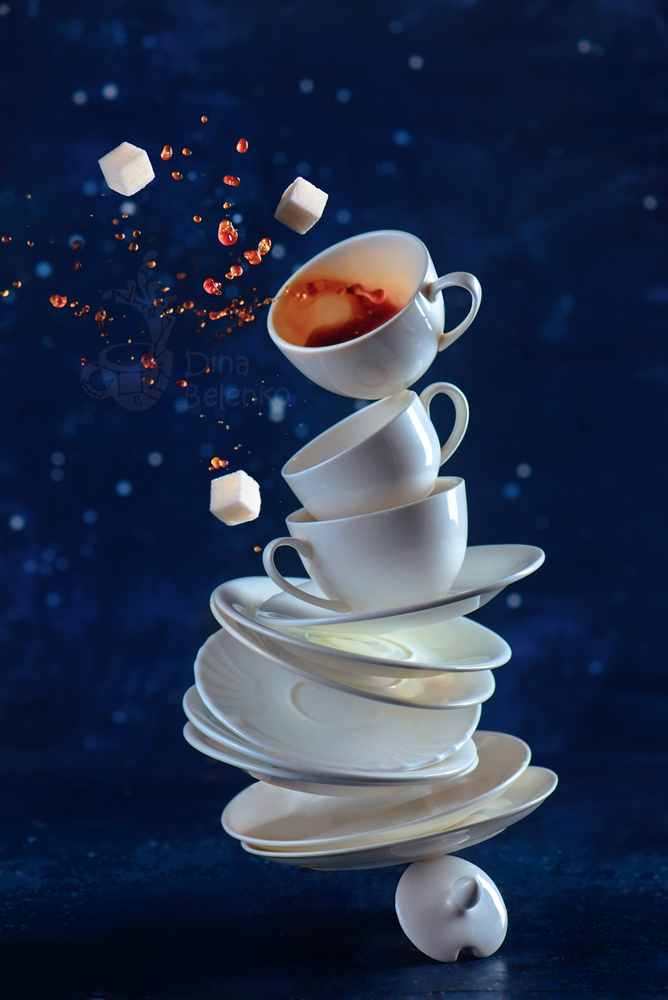 Coffee for a stage magician. Part 2 by Dina Belenko