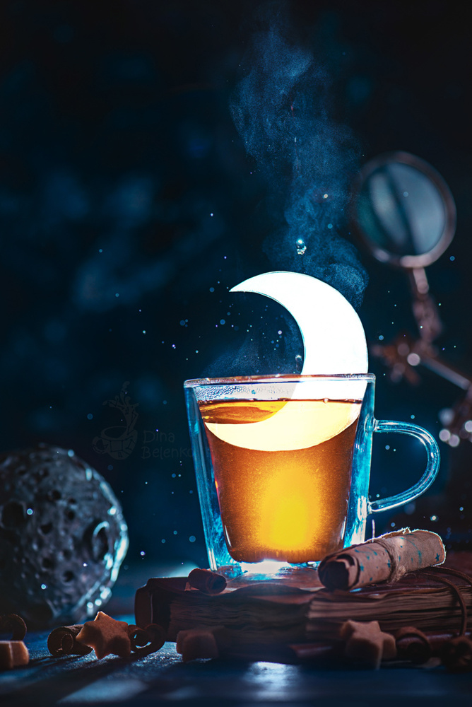 Moonlight Brew by Dina Belenko