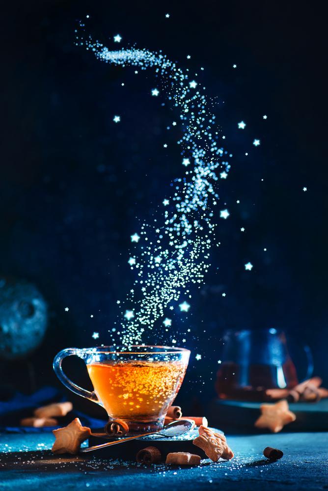 Sugar Nebula by Dina Belenko