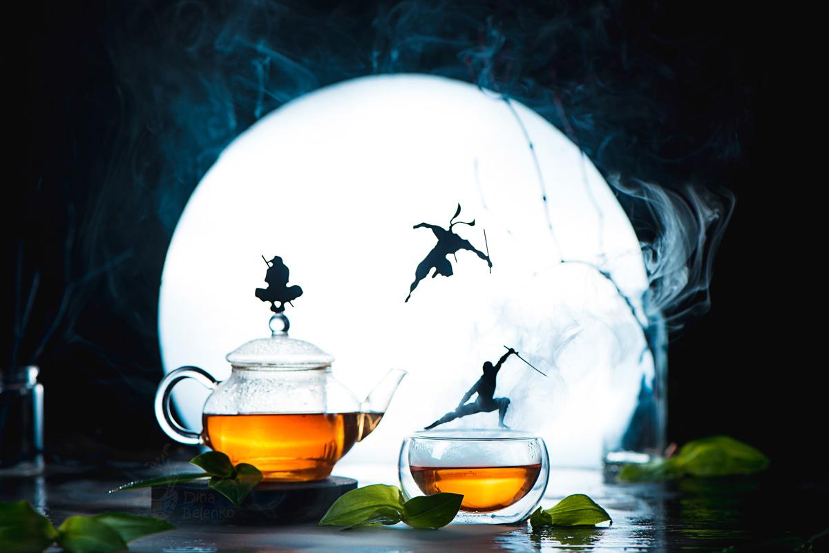 Moonlight Tea by Dina Belenko