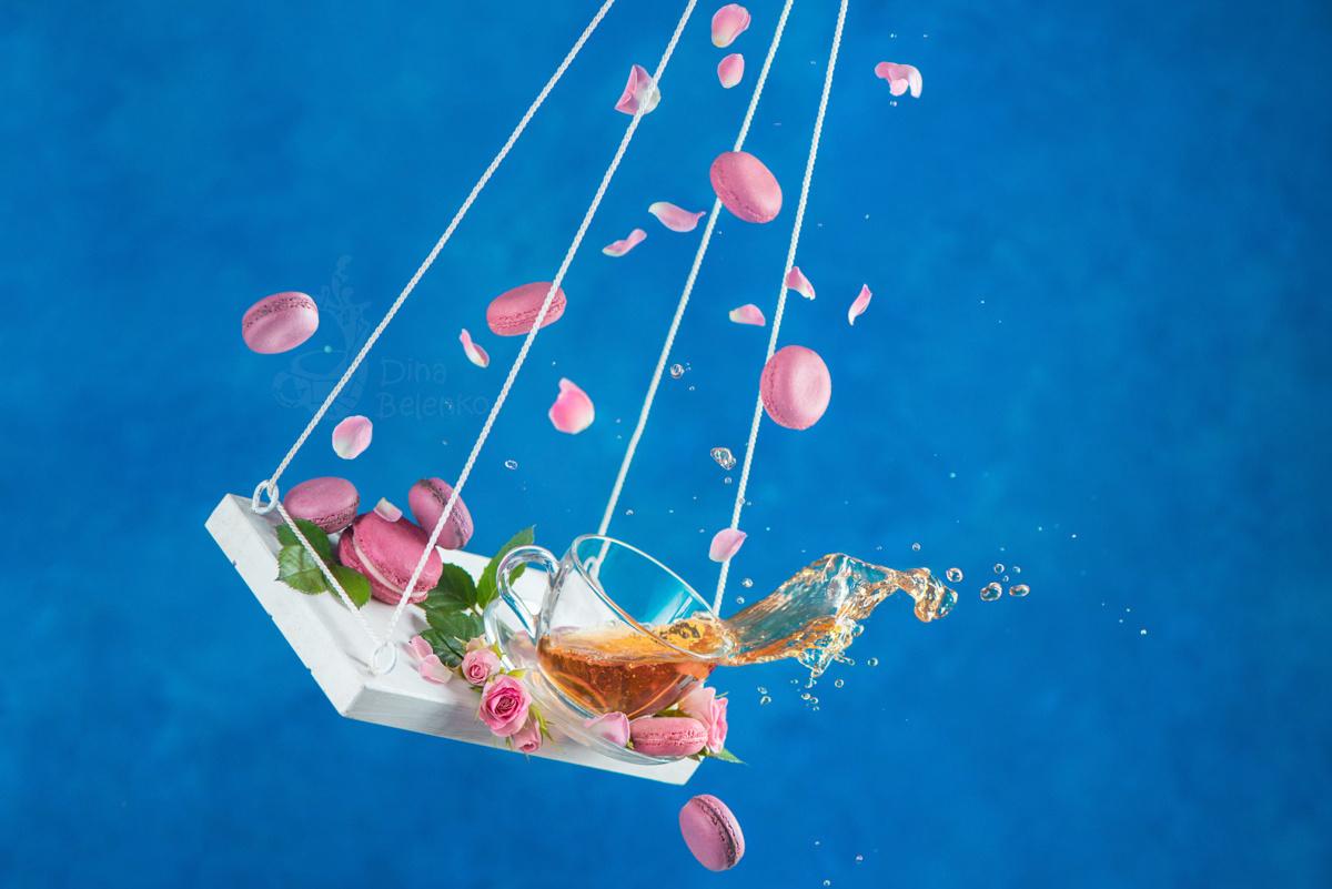 Rose Tea by Dina Belenko