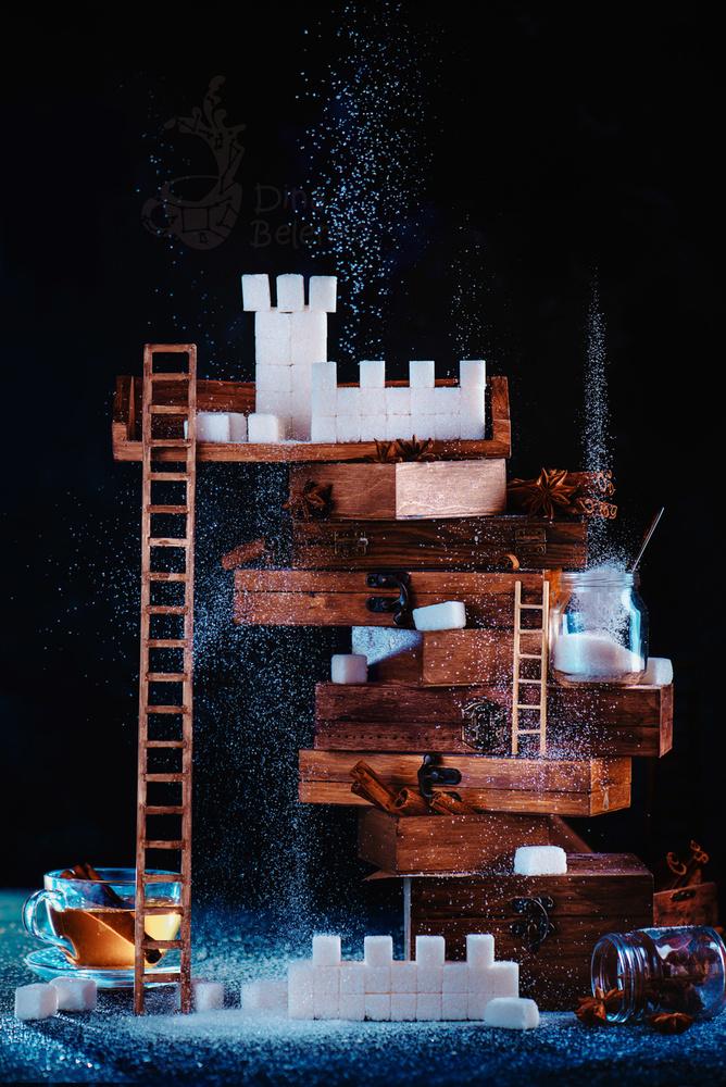 Sugar Castles by Dina Belenko