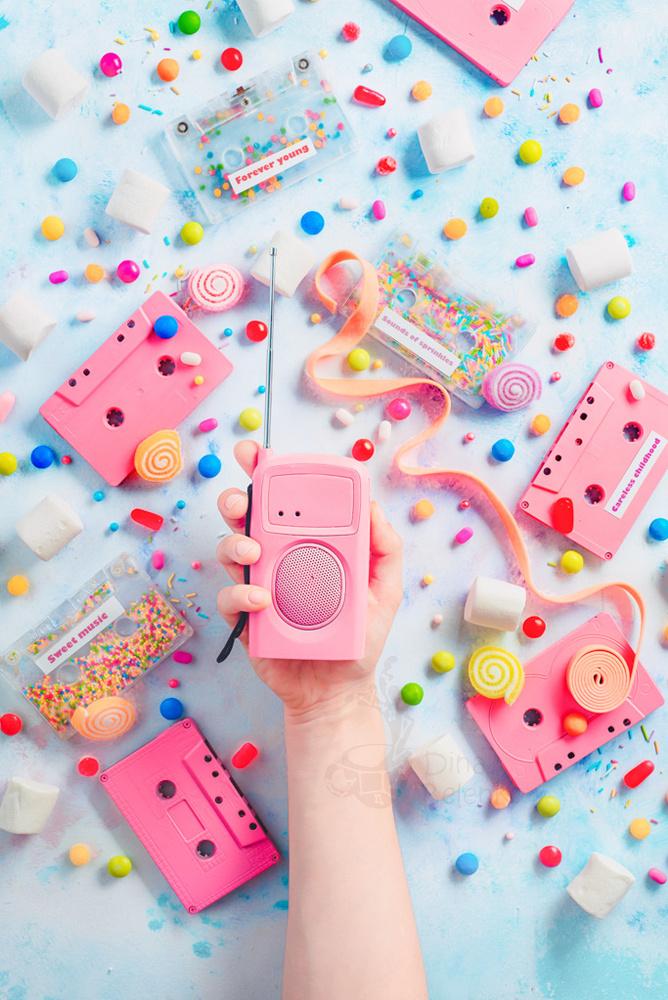 Sweet Music by Dina Belenko