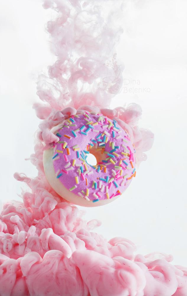 Pink Sweetness by Dina Belenko