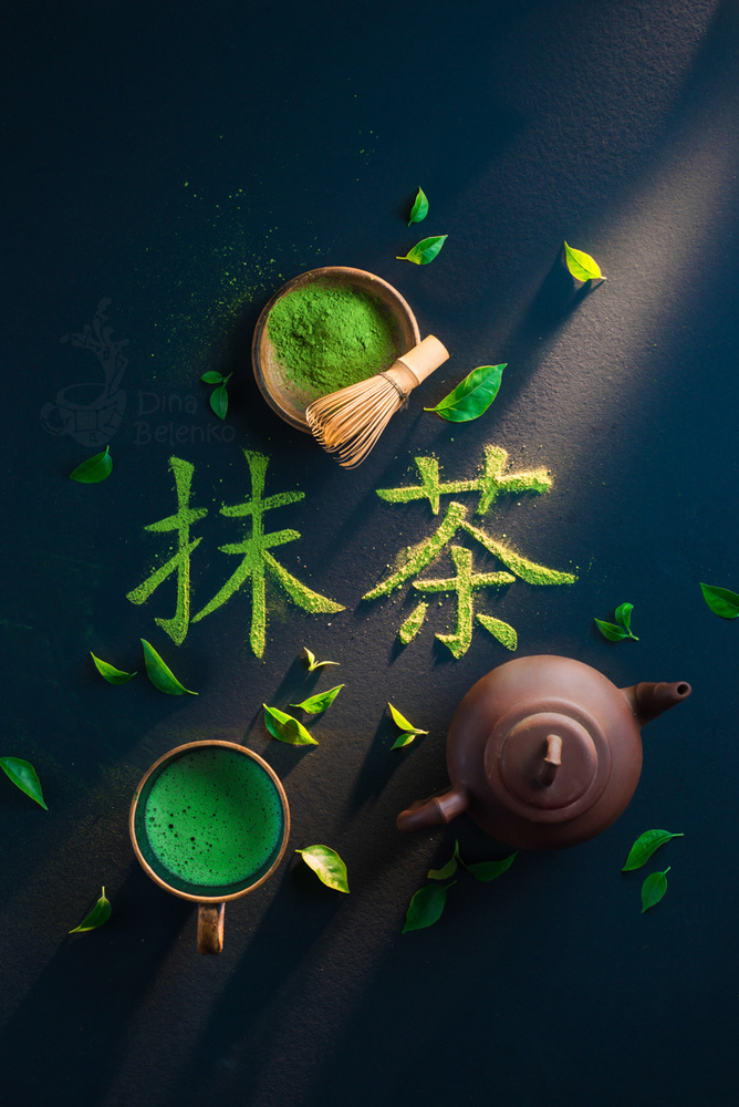 Perfect Matcha by Dina Belenko
