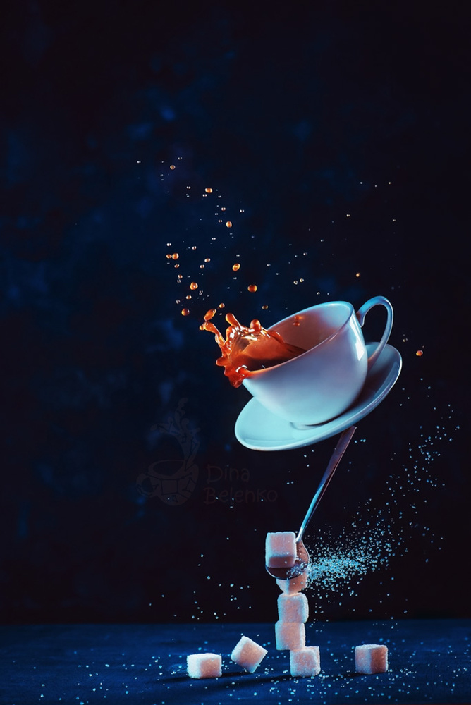 Balanced flavour by Dina Belenko