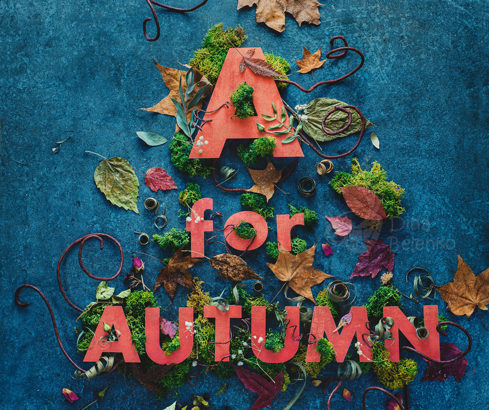 Letters of Autumn  by Dina Belenko